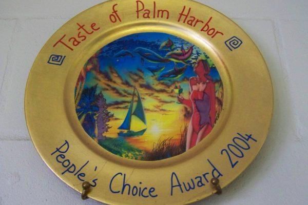 Taste of Palm Harbor 2004 People's Choice Award