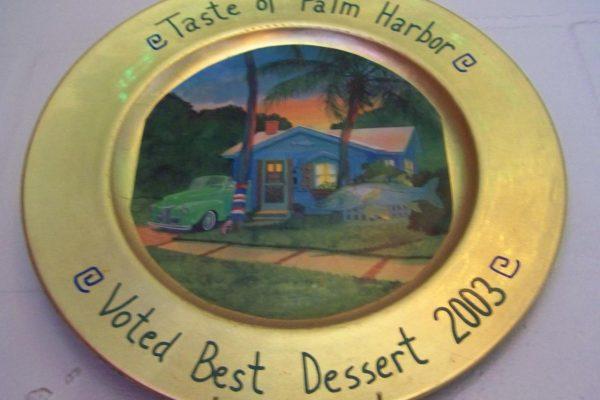 Taste of Palm Harbor Best Dessert 2003
