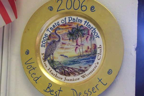 Taste of Palm Harbor 2006 Best Dessert