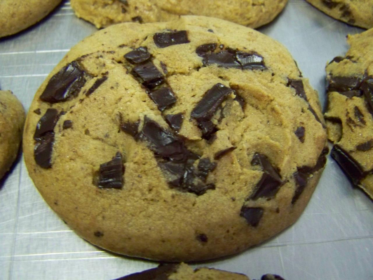 Gourmet Chocolate Chunk Cookies